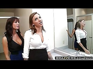 Brazzers - Big Tits at Work - (Juelz Ventura, Ramon) - The Exs Anal Payback